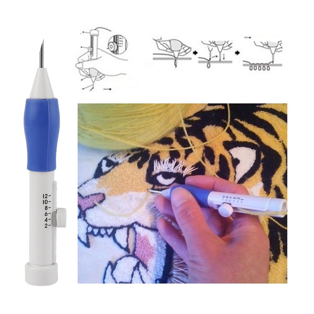 עט תפירה- למתחילים ומתקדמים