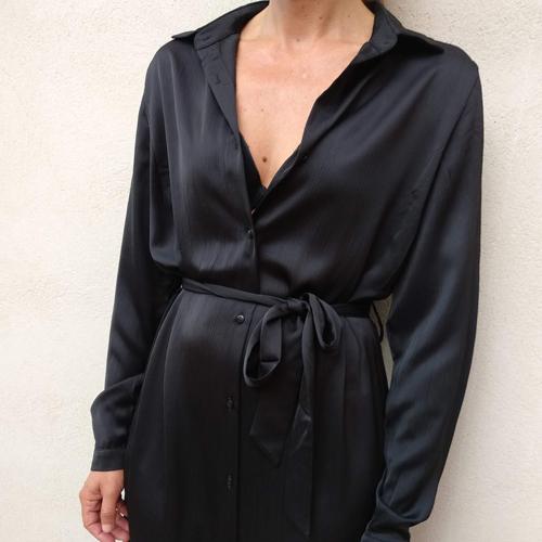 שמלת MAY שחורה