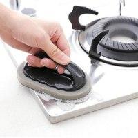ספוג חזק במיוחד לניקיון מושלם של כלי המטבח