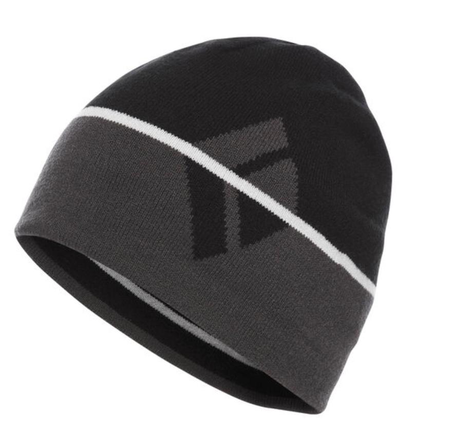 כובע נשים ש.ק עם לוגו BRAND BEANIE AP721004