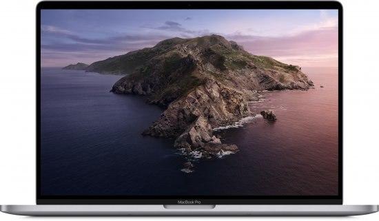 מחשב נייד  Apple MacBook Pro 16 2020 Core i9 64GB 1TB  Space Gray