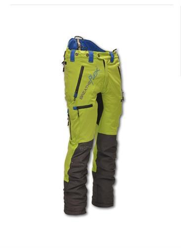 מכנס מוגן חיתוך Arbortec ירוק לימון pro