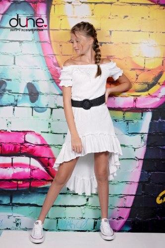שמלת אופשולדרס טוקסידו