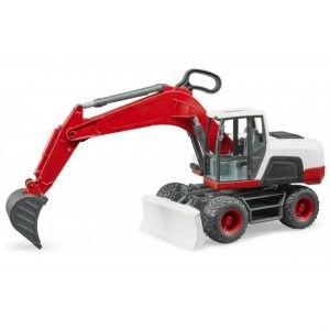 530-3411 BRUDER Mobile excavator