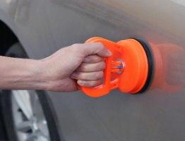 ידית ואקום לתיקון מכות בפח הרכב