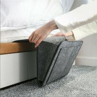 תיק אחסון לצד המיטה