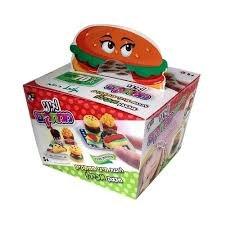 מיני ממתקים מבצק סוכר דגם ארטיקים - יוצרים משחקים ואוכלים