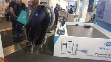 חדש ומומלץ  מנקה חלונות רובוטי הובוט 388