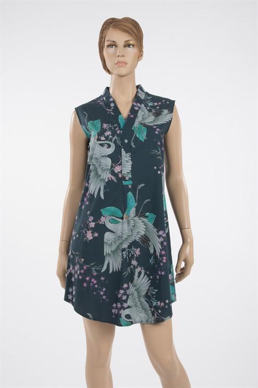 שמלה גלביה