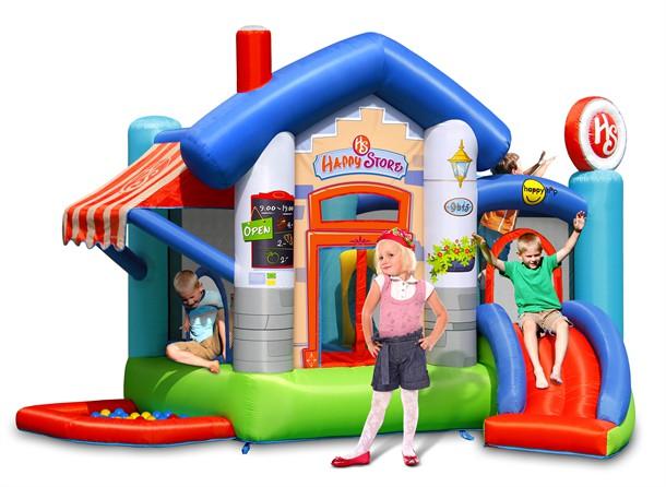 מתקן קפיצה החנות השמחה הפי הופ - 9415 - Happy Store Happy Hop