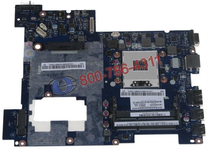 לוח למחשב נייד לנובו Lenovo G570 motherboard for Intel processors , with Intel HD graphics - LA-675AP / PIWG2