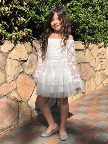 שמלת שושובינה מיוחדת
