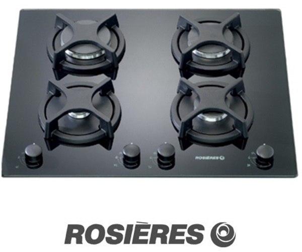ROSIERES  כיריים ברוחב 60 סמ דגם RTV648FPNISR