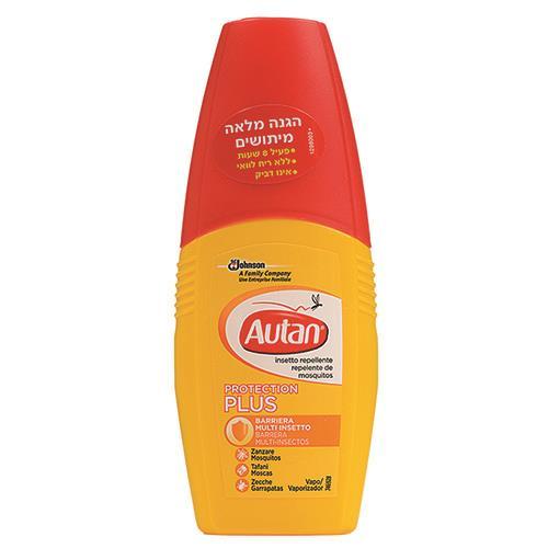 Autan דוחה יתושים