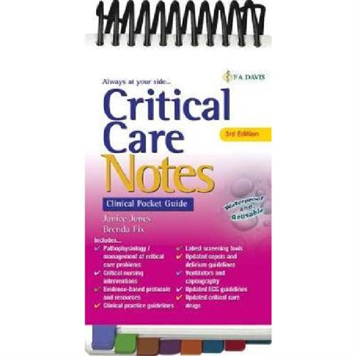 Critical Care Notes : Clinical Pocket Guide