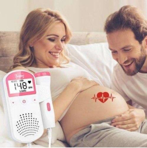 מכשיר מוניטור דופק עובר ביתי - HomeMonitor