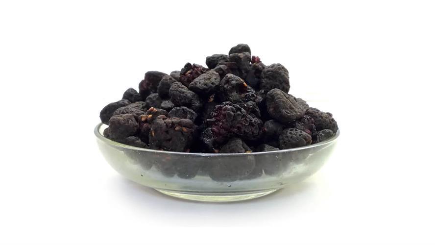 פטל שחור ללא תוספת סוכר 100 גרם