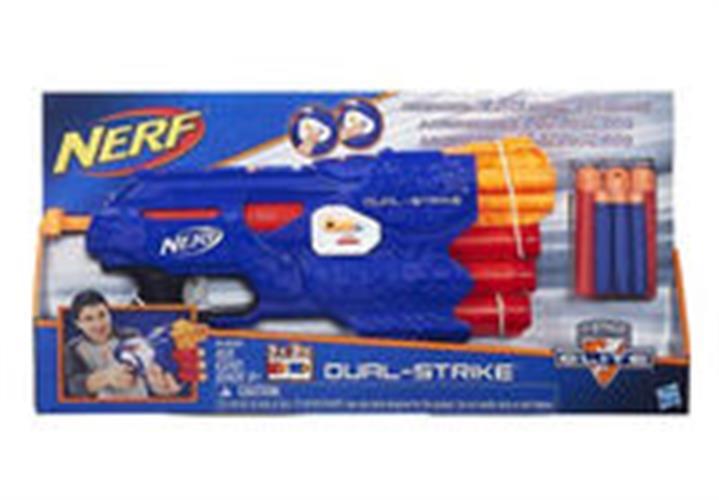 רובה נרף DUAL-STRIKE