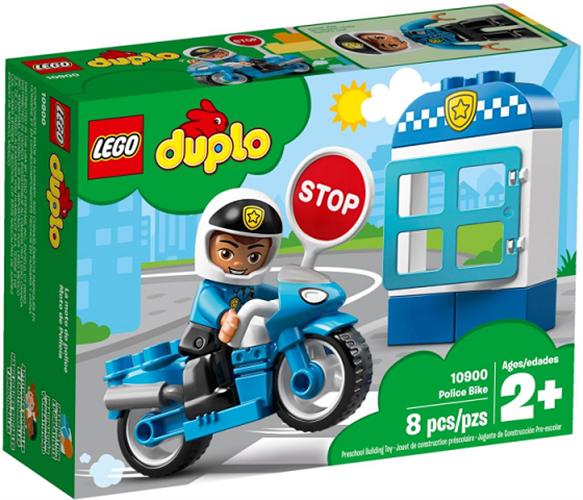 לגו אופנוע משטרתי 2019 10900