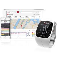 שעון ספורט Polar M400, שילוב יוצא דופן של עיצוב ספורטיבי, GPS מובנה ותכונות אימון מתקדמות