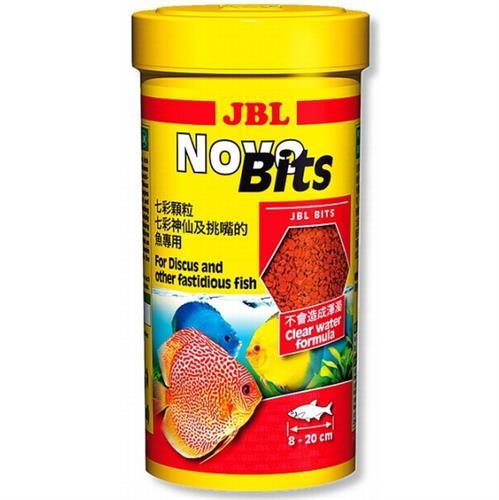 """מזון מגורען לדגי נוי 250 מ""""ל (JBL)"""
