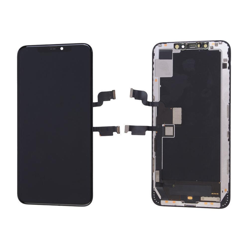 החלפת מסך LCD+מגע Apple iPhone XS Max אפל