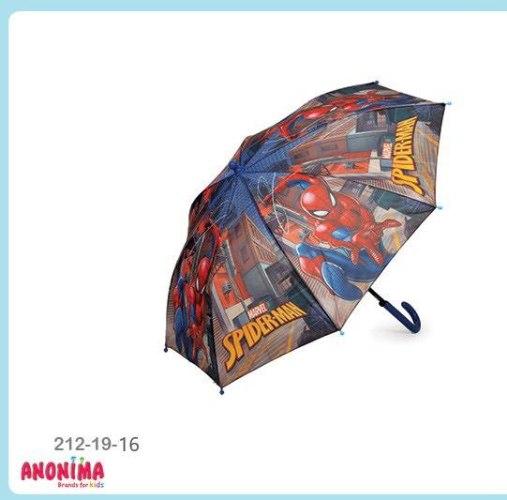 מטריה ספיידרמן