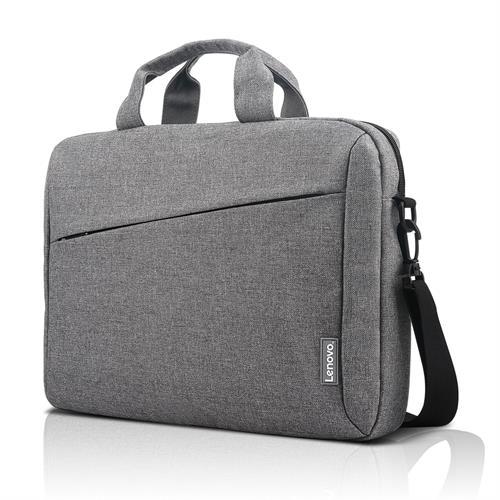 תיק צד למחשב נייד Lenovo 15.6 Laptop Casual Toploader T210 (Grey) GX40Q17231