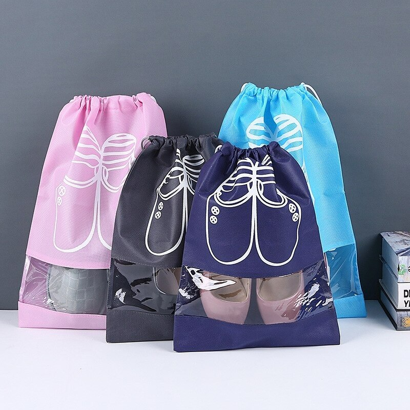 שקיות אחסון לנעליים