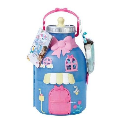 בייבי בורן תינוקת בהפתעה - בית הבקבוק