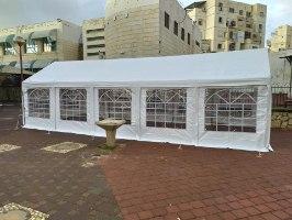 אוהל קונסטרוקציה מוגן מים