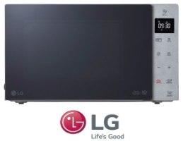 LG מיקרוגל דגיטלי משולב גריל 42 ליטר דגם MH8235GIS