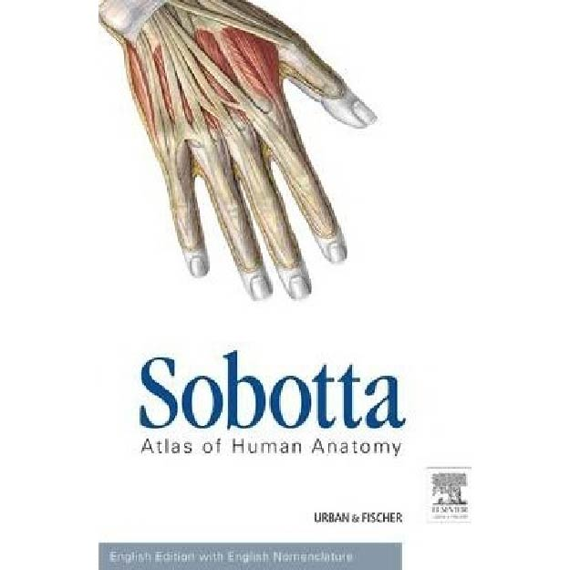Sobotta Atlas of Human Anatomy, Package, 15th ed., English : Musculoskeletal system, internal organs