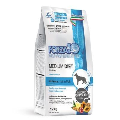 """פורזה מזון היפואלרגני דגים 1.5 ק""""ג מזון יבש לכלבים"""