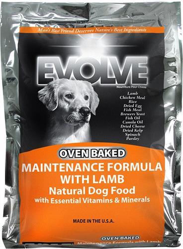 """איוולב כבש ואורז 12.7 ק""""ג מזון לכלב בוגר"""