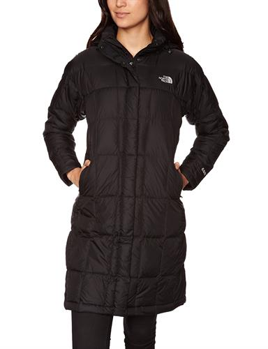 מעיל פוך נשים נורט פייס מדגם The North Face Women's Metropolis Parka tnf black