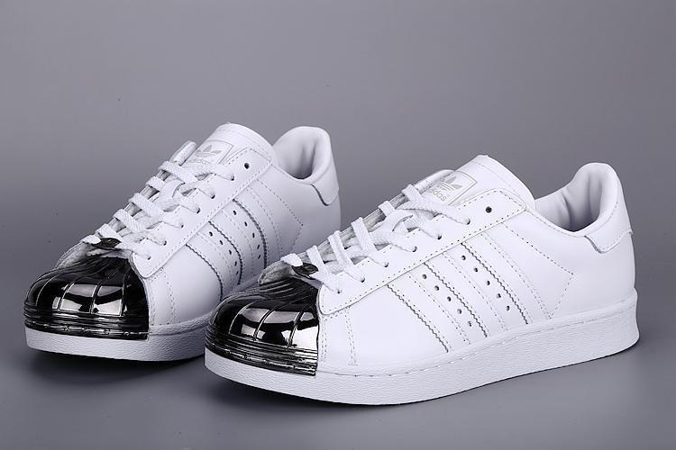 נעלי adidas superstar metal toe יוניסקס מעוצבות מידות 36-44