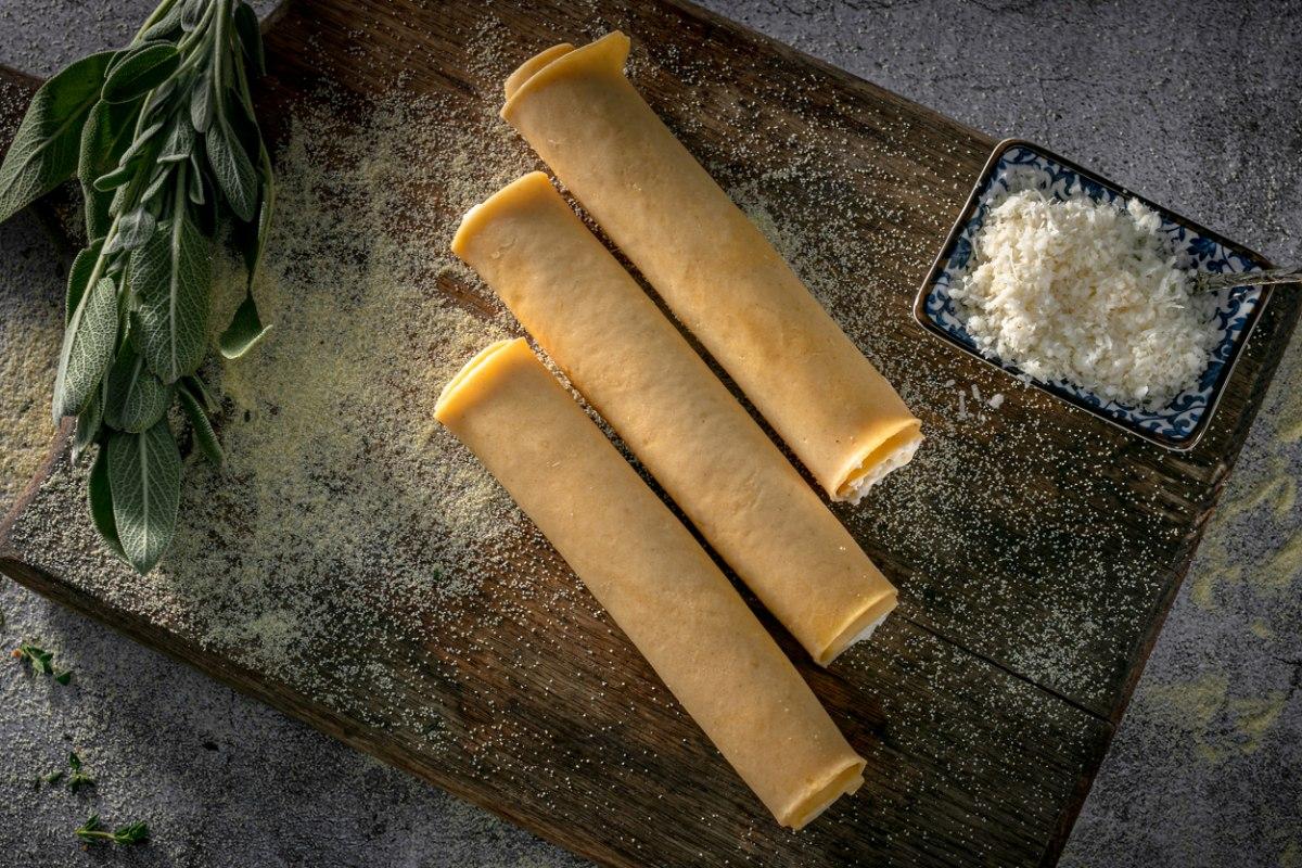 קיט להכנת קנלוני גבינות