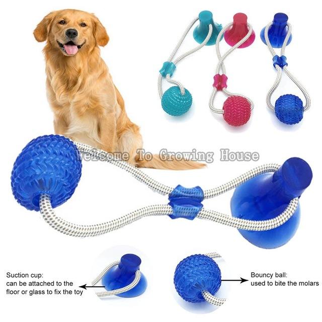 צעצוע-משחק המשיכה לכלב