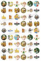 Beer Transfer sheet