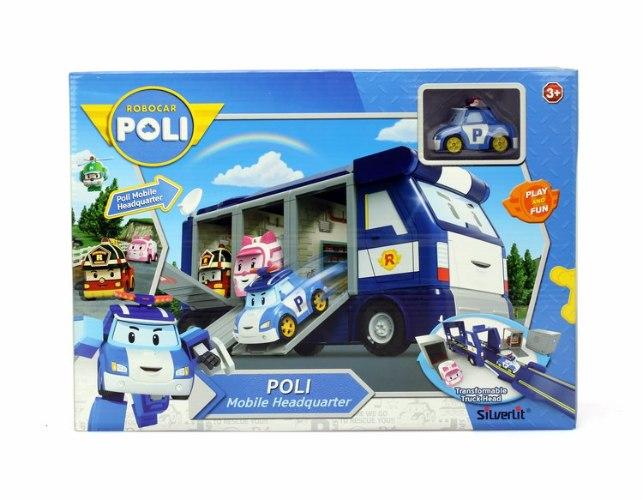 תחנת משטרה - פולי