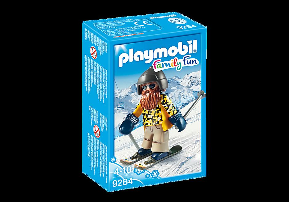 פליימוביל 9284 גולש על שלג playmobil