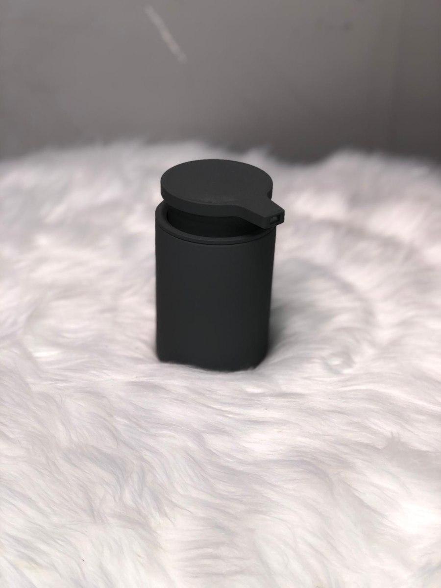 דיספנסר לסבון נוזלי שחור