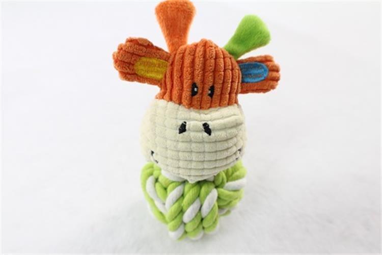 צעצוע ג'ירפה עם ראש תורכי