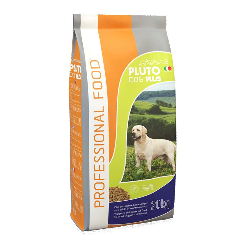 פלוטו פלוס 20 ק״ג מזון יבש לכלבים
