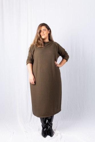 שמלת מדיסון ירוקה