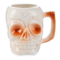 """כוס טיקי גולגולת ביזארית 330 מ""""ל"""