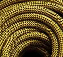 חבל 9.4 70 מ צהוב