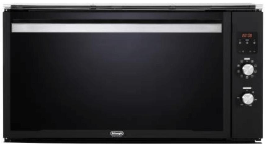 """תנור בנוי רחב 90 ס""""מ  דה לונגי דגם  DELONGHI NDB902"""