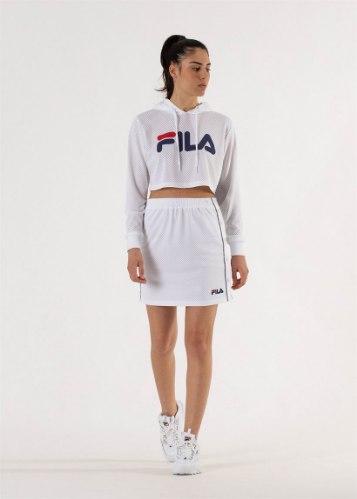 חצאית מיני רשת FILA
